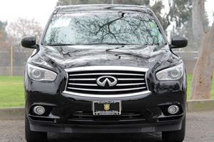2013 Infiniti JX35  Carfax Report - No AccidentsDamage Reported 2Nd Row 6040-Split Folding Benc