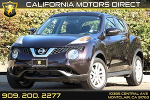 2015 Nissan JUKE S Carfax Report - No AccidentsDamage Reported Audio  AmFm Stereo Audio  Aux