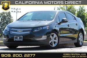 2014 Chevrolet Volt  Carfax Report Audio  Auxiliary Audio Input Audio  Mp3 Player Audio  Sat