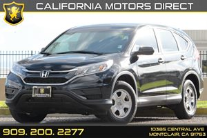 2015 Honda CR-V LX Carfax 1-Owner Audio  AmFm Stereo Audio  Auxiliary Audio Input Audio  Cd