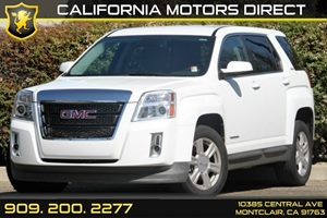 2014 GMC Terrain SLE Carfax 1-Owner - No AccidentsDamage Reported Audio  AmFm Stereo Convenie