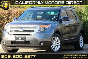 2014 Ford Explorer XLT Carfax 1-Owner - No AccidentsDamage Reported Audio  AmFm Stereo Audio