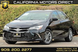 2015 Toyota Camry SE Carfax 1-Owner - No AccidentsDamage Reported Audio  AmFm Stereo Audio