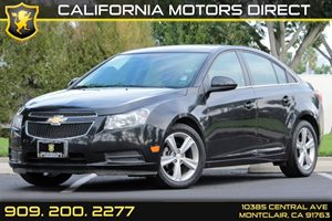 2014 Chevrolet Cruze 2LT Carfax 1-Owner - No AccidentsDamage Reported Audio  AmFm Stereo Audi