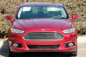 2014 Ford Fusion Titanium Carfax 1-Owner - No AccidentsDamage Reported Audio  Auxiliary Audio I