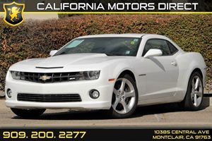 2013 Chevrolet Camaro SS Carfax 1-Owner - No AccidentsDamage Reported Audio  AmFm Stereo Audi