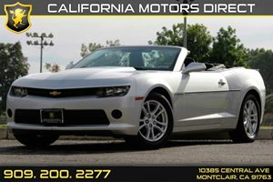 2014 Chevrolet Camaro LT Carfax 1-Owner - No AccidentsDamage Reported Audio  AmFm Stereo Audi