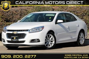 2015 Chevrolet Malibu LT Carfax Report - No AccidentsDamage Reported Air Conditioning Dual-Zone