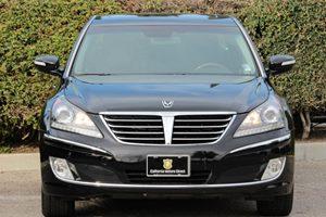 2012 Hyundai Equus Signature Carfax 1-Owner Audio  Auxiliary Audio Input Audio  Cd Player Aud