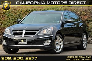 2012 Hyundai Equus Signature Carfax 1-Owner Audio  Auxiliary Audio Input Audio  Cd Player Aud