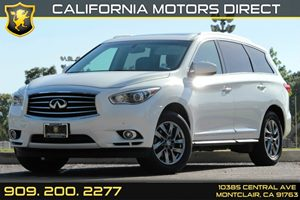 2013 Infiniti JX35  Carfax 1-Owner Audio  Satellite Radio Auto OnOff High Intensity Discharge