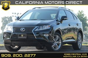 2015 Lexus RX 350  Carfax 1-Owner Audio  Auxiliary Audio Input Audio  Hd Radio Cargo Area Con