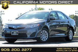2013 Toyota Camry Hybrid LE Carfax 1-Owner - No AccidentsDamage Reported Audio  AmFm Stereo A
