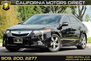 2013 Acura TSX Special Edition Carfax 1-Owner Adjustable FrontRear Headrests Air Conditioning