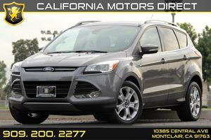 2014 Ford Escape Titanium Carfax 1-Owner - No AccidentsDamage Reported 4-Way Passenger Seat -Inc