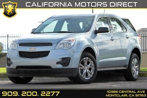 2014 Chevrolet Equinox LS Carfax Report - No AccidentsDamage Reported Audio  Auxiliary Audio In