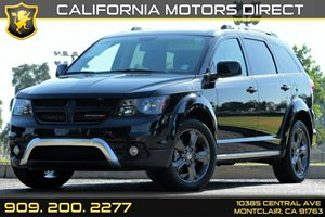 2015 Dodge Journey Crossroad Carfax 1-Owner 4-Way Passenger Seat -Inc Manual Recline ForeAft M