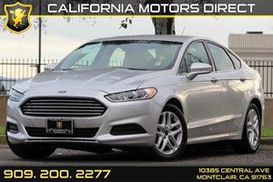 2016 Ford Fusion SE Carfax 1-Owner - No AccidentsDamage Reported Audio  Auxiliary Audio Input