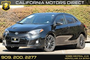 2015 Toyota Corolla S Carfax Report - No AccidentsDamage Reported Audio  Auxiliary Audio Input