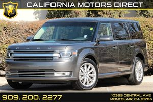 2016 Ford Flex Limited Carfax 1-Owner Audio  Auxiliary Audio Input Audio  Premium Sound System