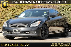 2008 Infiniti G37 Coupe Journey Carfax Report - No AccidentsDamage Reported Aluminum Interior Tr