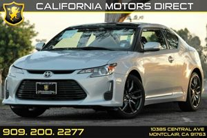 2014 Scion tC  Carfax 1-Owner - No AccidentsDamage Reported 6-Way Driver Seat -Inc Manual Recli