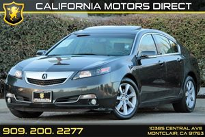 2013 Acura TL Tech Carfax Report Acuralink Satellite Communication System -Inc Real-Time Traffic