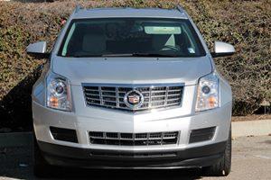 2015 Cadillac SRX Luxury Collection Carfax 1-Owner Audio  Premium Sound System Audio  Satellit