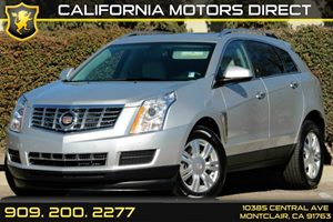 2015 Cadillac SRX Luxury Collection Carfax 1-Owner Audio  Premium Sound System Audio  Satellit
