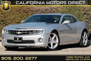 2013 Chevrolet Camaro SS Carfax 1-Owner - No AccidentsDamage Reported Audio  Auxiliary Audio In