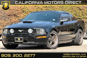 2008 Ford Mustang GT Premium Carfax Report - No AccidentsDamage Reported Audio  Cd Player Cent