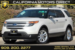 2014 Ford Explorer XLT Carfax 1-Owner Audio  AmFm Stereo Audio  Auxiliary Audio Input Audio