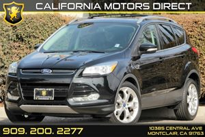 2014 Ford Escape Titanium Carfax 1-Owner - No AccidentsDamage Reported Audio  Premium Sound Sys