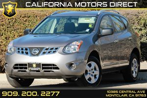 2015 Nissan Rogue Select S Carfax Report - No AccidentsDamage Reported Aero-Composite Halogen He