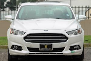 2014 Ford Fusion Energi Titanium Carfax 1-Owner - No AccidentsDamage Reported Audio  Hd Radio