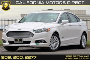 2014 Ford Fusion Energi Titanium Carfax 1-Owner - No AccidentsDamage Reported Audio  Hd Radio