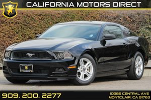 2014 Ford Mustang V6 Carfax 1-Owner - No AccidentsDamage Reported Aluminum Gear Shift Knob Audi