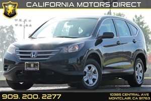 2014 Honda CR-V LX Carfax 1-Owner - No AccidentsDamage Reported 60-40 Folding Split-Bench Front