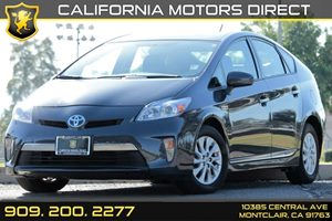 2013 Toyota Prius Plug-In Advanced Carfax 1-Owner Audio  Auxiliary Audio Input Audio  Premium