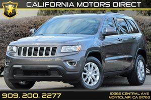 2015 Jeep Grand Cherokee Laredo Carfax Report - No AccidentsDamage Reported Audio  Auxiliary Au