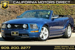 2008 Ford Mustang GT Deluxe Carfax Report Audio  Auxiliary Audio Input Audio  Cd Player Chrom