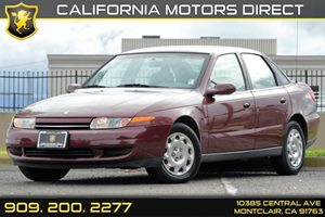 2001 Saturn LS  Carfax Report - No AccidentsDamage Reported Audio  Cd Player Drivetrain  Fron