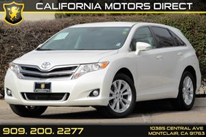 2013 Toyota Venza LE Carfax 1-Owner - No AccidentsDamage Reported Audio  Auxiliary Audio Input
