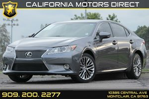 2014 Lexus ES 350  Carfax 1-Owner Audio  Auxiliary Audio Input Audio  Cd Player Audio  Satel