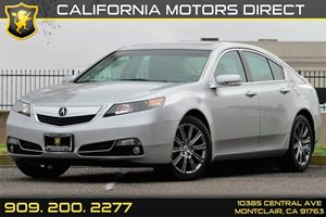 2014 Acura TL Special Edition Carfax 1-Owner - No AccidentsDamage Reported Audio  Cd Player Au