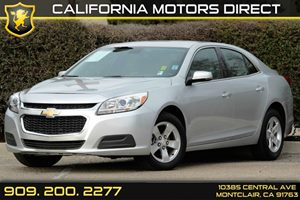 2016 Chevrolet Malibu LT Carfax 1-Owner - No AccidentsDamage Reported Audio  Auxiliary Audio In