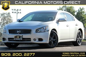 2013 Nissan Maxima 35 SV Carfax 1-Owner - No AccidentsDamage Reported Audio  Cd Player Auto O