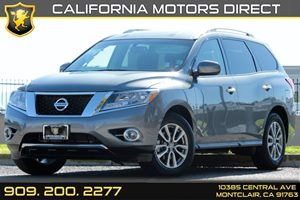 2015 Nissan Pathfinder SV Carfax 1-Owner - No AccidentsDamage Reported Audio  Auxiliary Audio I