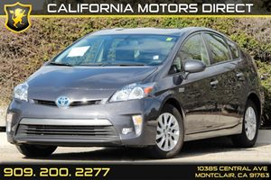 2015 Toyota Prius Plug-In Advanced Carfax 1-Owner - No AccidentsDamage Reported Audio  Auxiliar