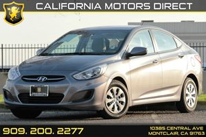 2015 Hyundai Accent GLS Carfax 1-Owner - No AccidentsDamage Reported Audio  Auxiliary Audio Inp